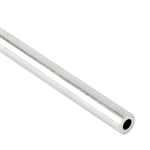 ".925 Sterling Silver Tube - 3.66mm (.144"") OD, 0.81mm (.032"") Wall"