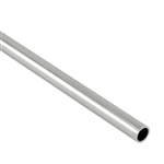".925 Sterling Silver Tube - 4.78mm (.188"") OD, 0.41mm (.016"") Wall"