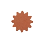 Copper Shape - Sun - 11mm