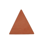 Copper Shape - Large Triangle - 18 x 18.5mm