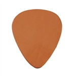 Copper Shape - Guitar Pick - 5 x 7mm