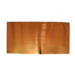 "Metal Sheet - Copper 26 gauge - 6"" x 12"""
