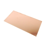 "Metal Sheet - Copper 18 gauge - 6-1/4"" x 12"""