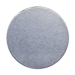 "Nickel Shape - Circle - 3/4"" Pkg - 6"