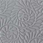 Mega Tile - Fiddlehead Fern Embossed