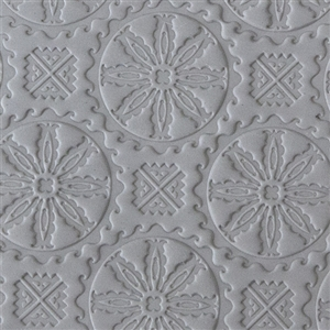 Mega Texture Tile - Western Wagon Wheels