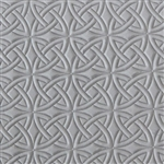 Mega Texture Tile - Celtic Over & Under