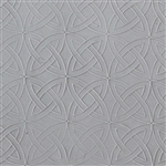 Mega Texture Tile - Celtic Over & Under Fineline