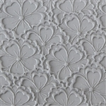 Mega Texture Tile - Flowering Fields Embossed
