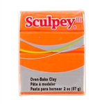 Sculpey III Polymer Clay - Sweet Potato 2 oz block