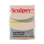 Sculpey III Polymer Clay - Beige 2 oz block