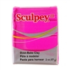 Sculpey III Polymer Clay - Candy Pink 2 oz block
