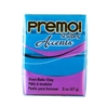 Premo Accent Sculpey Polymer Clay - Peacock Pearl 2 oz block