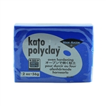 Kato Polyclay - Ultra Blue 2 oz block
