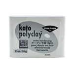 Kato Polyclay - White 2 oz block