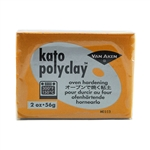 Kato Polyclay - Gold 2 oz block