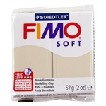 FIMO® Polymer Clay - Sahara #70 2 oz block