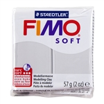 FIMO® Polymer Clay - Dolphin Grey #80 2 oz block