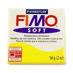 FIMO® Polymer Clay - Lemon #10 2 oz block