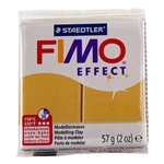FIMO® Polymer Clay - Metallic Gold #11 2 oz block