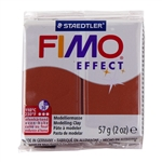 FIMO® Polymer Clay - Metallic Copper #27 2 oz block