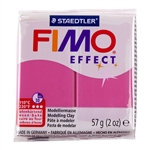 FIMO® Polymer Clay - Ruby Quartz #286 2 oz block