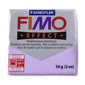 FIMO® Polymer Clay - Lilac #605 2 oz block