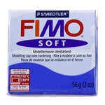 FIMO® Polymer Clay -Brilliant Blue #33 2 oz block