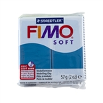 FIMO® Polymer Clay - Teal #36 2 oz block