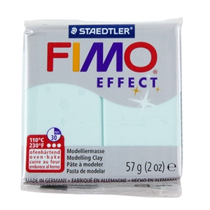 FIMO® Polymer Clay - Mint #505 2 oz block