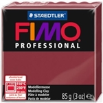FIMO® Professional Clay - Bordeaux #23 - 2 oz block