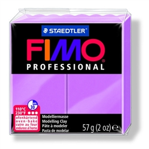 FIMO® Professional Clay - Lavender #62 - 2 oz block