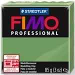 FIMO® Professional Clay - Leaf Green #57 - 2 oz block