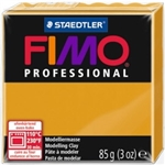 FIMO® Professional Clay - Ochre #17 - 2 oz block