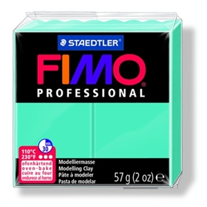 FIMO® Professional Clay - Turquoise #32 - 2 oz block