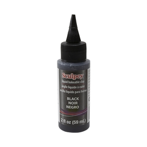 Liquid Sculpey Bakeable Medium - Black - 2 oz
