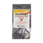 Metal Magic Sterling Silver Clay - 50 gram