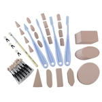 Sofft - Knife & Covers - 44 Piece Starter Kit