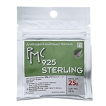 PMC STERLING - Sterling Silver Jewelry Clay - 25 grams