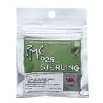 PMC STERLING - Silver Jewelry Clay - 50 grams