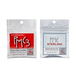 PMC 3 & PMC Sterling - 25 gram each