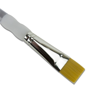 Royal Soft-Grip™ Taklon Brush Wide 3/4""