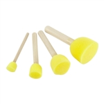Foam Sponge Brush Set