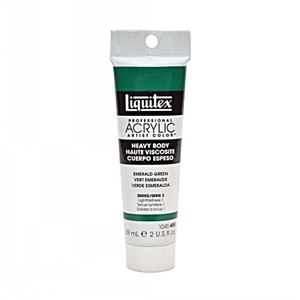 Liquitex Acrylic Paint - Emerald Green