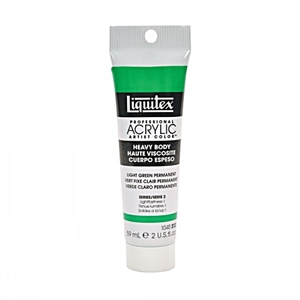 Liquitex Acrylic Paint - Light Green