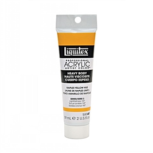 Liquitex Acrylic Paint - Naples Yellow Hue