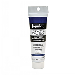 Liquitex Acrylic Paint - Prussian Blue Hue