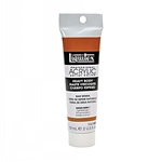 Liquitex Acrylic Paint - Raw Sienna