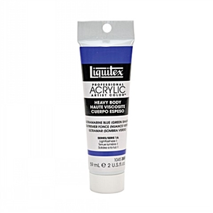 Liquitex Acrylic Paint - Ultramarine Blue