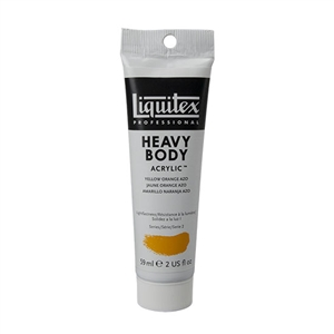 Liquitex Acrylic Paint - Yellow Orange Azo